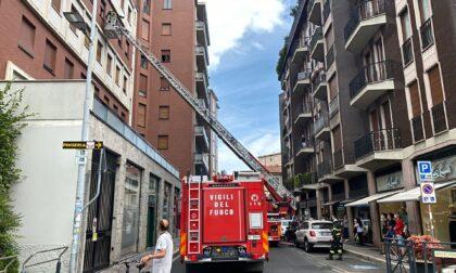 Non risponde alle chiamate, arrivano i Vigili del fuoco