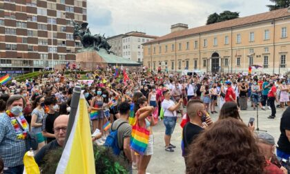 Il sabato di Monza si tinge di arcobaleno in occasione del Brianza Pride - FOTO