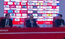 Inizia la stagione 2021-2022 dell'AC Monza, presentato il nuovo allenatore Giovanni Stroppa