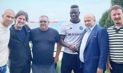 Balotelli saluta il Monza: giocherà in Turchia