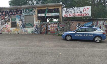 Sgomberato il centro sociale Foa Boccaccio a Monza