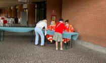 Tamponi gratuiti in piazza a Vimercate: su 78 test un solo positivo