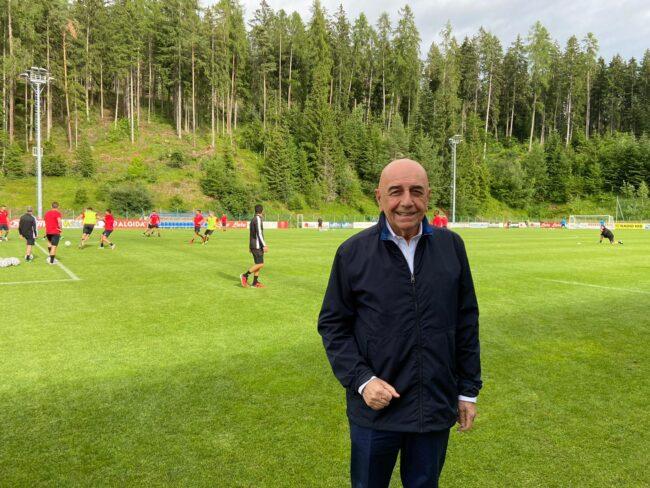 Adriano Galliani calcio monza