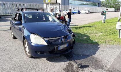 Barlassina, 55enne soccorso in codice rosso dopo un incidente