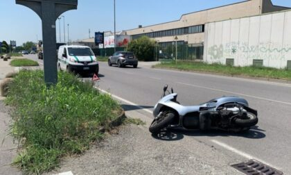 Incidente auto-scooter a Trezzo, arriva l'elisoccorso