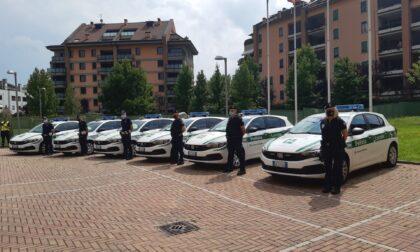 Polizia Locale Monza: inaugurate 6 nuove auto da destinare alle attività operative
