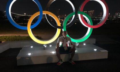 Olimpiadi, amaro esordio per Vladimir Aceti: staffetta eliminata