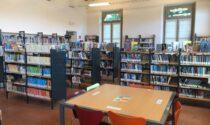 Mille titoli in più sugli scaffali della biblioteca di Concorezzo