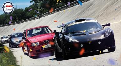 Festa dell'automobilista all'Autodromo nazionale di Monza
