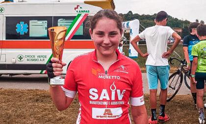 SC Cesano Maderno, primo podio stagionale per Nicole Veggiato
