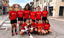 Gare a Dalmine e Nogara per le atlete della S.C. Cesano Maderno