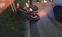 """Adolescente in moto ferito in un frontale con un furgone: """"Colpa dell'asfalto lesionato"""". La vicenda finirà in Tribunale"""
