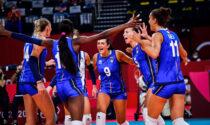 Olimpiadi, le azzurre della pallavolo partono alla grande
