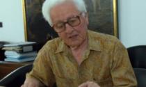 Festa per i 99 anni del custode della storia di Oreno