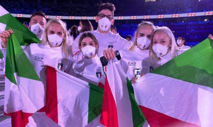 Olimpiadi, Martina Maggio ha completato il suo programma