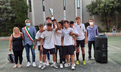 Le foto del torneo di calcio in memoria di Jason