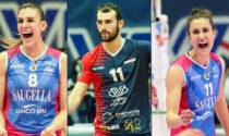 Il Vero Volley manda tre azzurri alle Olimpiadi