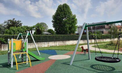Il Parco Borgia di Usmate è inclusivo