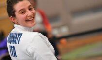 Sofia Brunati  vola in Giappone,  alle paralimpiadi