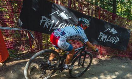 Pavan Free Bike iridata con Karin Tosato