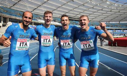 Olimpiadi, Aceti e la 4x400 azzurra chiudono settimi