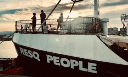 La nave dei migranti è salpata, realizzato il sogno di Mandreoli