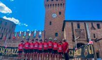 Trasferta a Formigine per le cicliste della SC Cesano Maderno