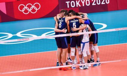 Olimpiadi, corsa finita per gli azzurri di pallavolo e pallacanestro