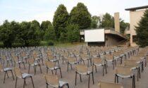 Cinema estivo all'aperto: la rassegna va avanti tutto agosto