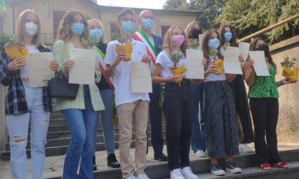 Consegnate le borse di studio: Besana premia la sua miglior gioventù
