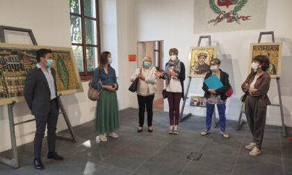Mosaici antichi di Ravenna, sabato l'apertura della mostra in Villa Zoja