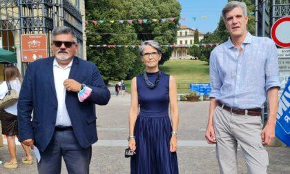 Arcore, i candidati sindaco si presentano alla frazione La Cà