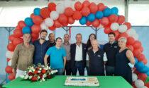 L'Avis festeggia i 55 anni e 62 donatori
