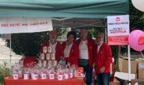 L'importanza di donare: gruppo Aido in piazza per sensibilizzare i cittadini