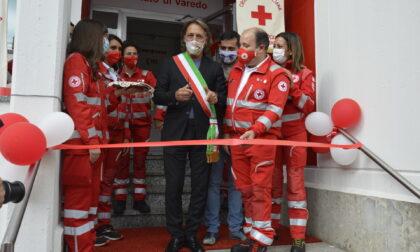 Croce rossa e Arte musica, a Varedo inaugurate le nuove sedi