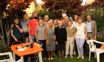 """Nonna"" Aurelia compie 100 anni: grande festa in Cascina Beretta"