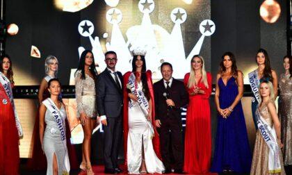 Una brianzola eletta Miss Principessa d'Europa 2021