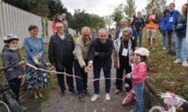 Inaugurata la Green Lane a Cesano Maderno