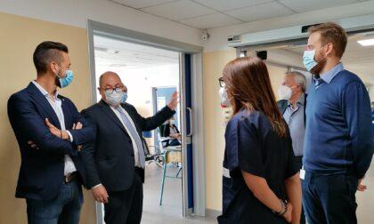 Riaperto il Pronto soccorso dell'ospedale di Carate