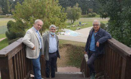 Velodromo, riaperto il ponte che dà accesso allo skatepark