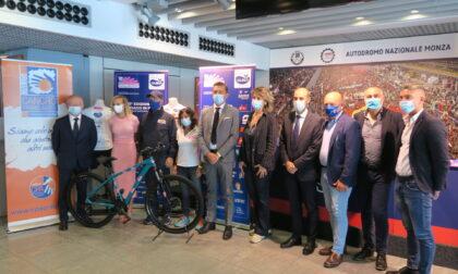Sport e solidarietà con la Santiago in rosa Cycling Marathon