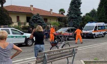 Carate Brianza, grave un 44enne travolto da un'auto