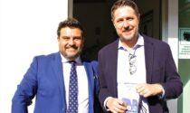 Lega, il sottosegretario Nicola Molteni a Desio