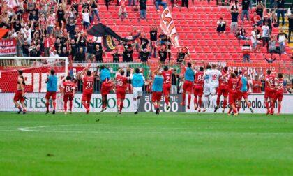 Monza-Pordenone la partita in diretta. Tre gol dei biancorossi ribaltano i ramarri