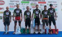 Grande festa alla Marathon Bike Brianza: tricolore per Giuseppe Lanzi