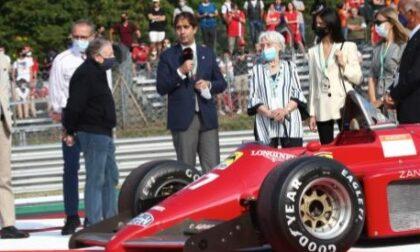 F1: la Parabolica intitolata all'indimenticabile Alboreto