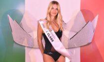 Miss Italia, la bellissima ginnasta di Besana passa alle regionali