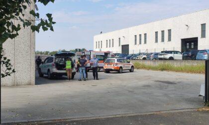 Incidente sul lavoro: ferita una donna, arriva l'elisoccorso