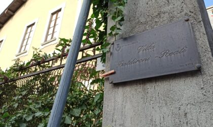 La storica Villa Reati nel degrado: prestissimo il restyling
