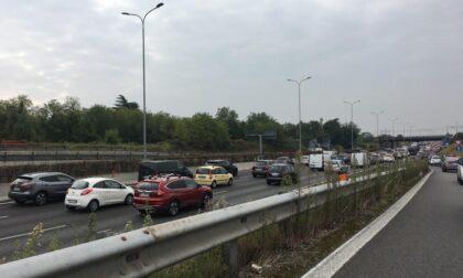 Incidente in Valassina: code in direzione di Monza e Milano